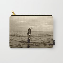 A Boy and The Sea Carry-All Pouch