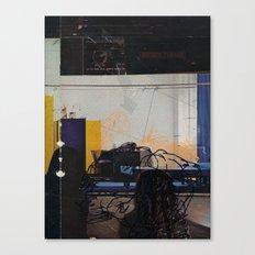 bitarea Canvas Print