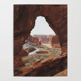 Window Rock Poster