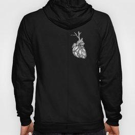 Wooden heart Hoody