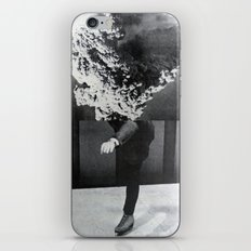 A Series of Vibrations iPhone & iPod Skin