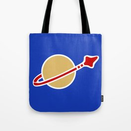 1980s Classic Lego Spaceman Tote Bag