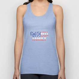 Caldwell Family Unisex Tank Top