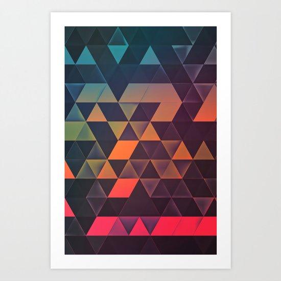 ydgg Art Print