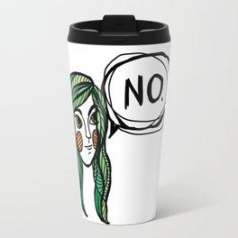 NO Travel Mug