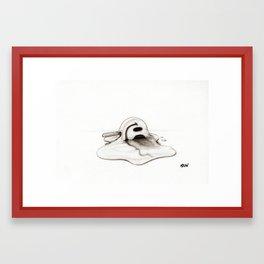 Happimess Framed Art Print