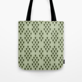 Emerald Thicket Tote Bag