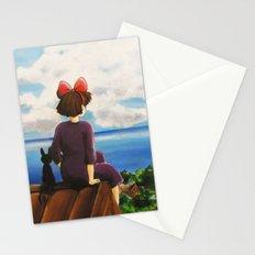 Kiki's dream Stationery Cards