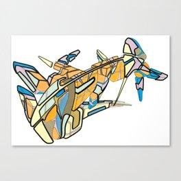 Hiva-02 Canvas Print