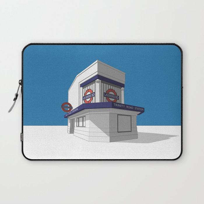Trinity Road (Tooting Bec) Laptop Sleeve