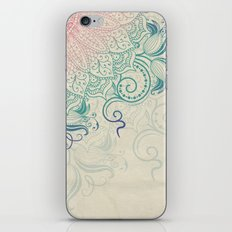 Mandala - Canvas iPhone & iPod Skin