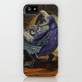 Hooks & Talons iPhone Case