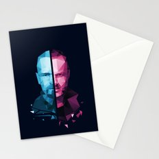 BREAKING BAD - White/Pinkman Stationery Cards
