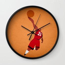 Slamdunk Wall Clock