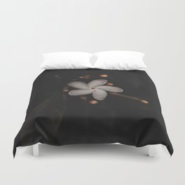 Flower Photography by Riad ahmed Duvet Cover