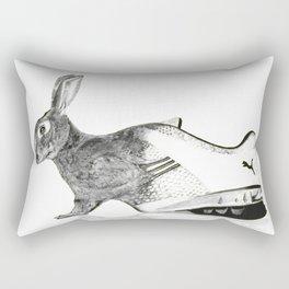 The Merge Rectangular Pillow