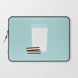 #25 Milk and Cookies Laptop Sleeve