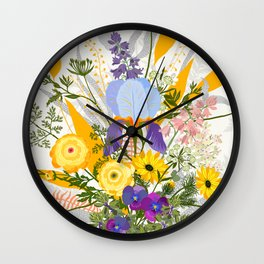 Riva Wall Clock