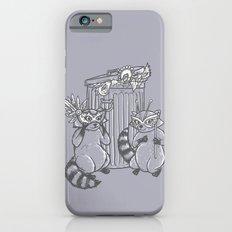 Fancy Raccoons iPhone 6s Slim Case