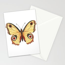 Juno Butterfly Illustration Stationery Cards