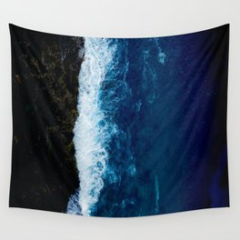 Sea 8 Wall Tapestry
