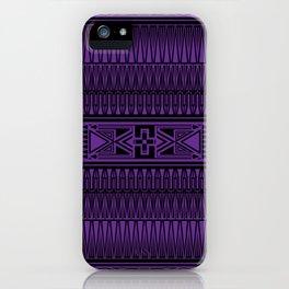 The Gathering (Purple) iPhone Case