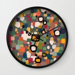 ce soir Wall Clock
