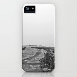 Reykjavík shore iPhone Case
