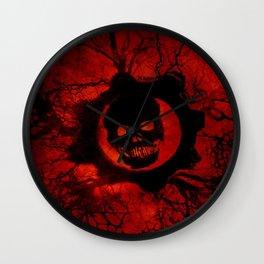 Gears Of War Work Art 002 Wall Clock