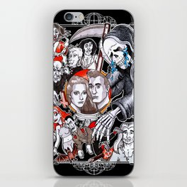 The Fate of the Reaper iPhone Skin
