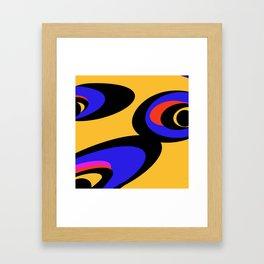 BENT OUT OF SHAPE #2 Framed Art Print