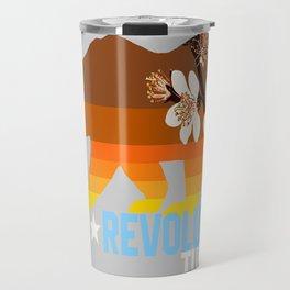 Our Revolution Turlock Travel Mug