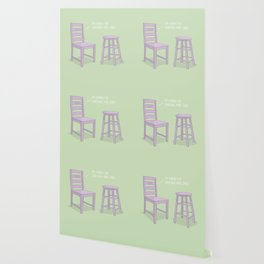 Something More Stable #kawaii #chair Wallpaper