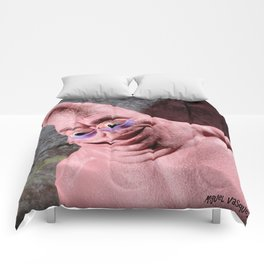 Savage Patrick In Real Life Comforters
