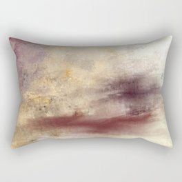 A Storm is Brewing Rectangular Pillow