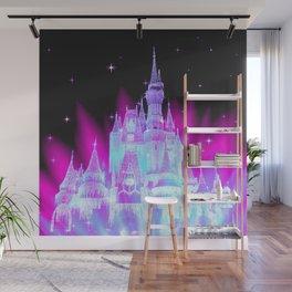 Enchanted Fairy Tale Castle Wall Mural