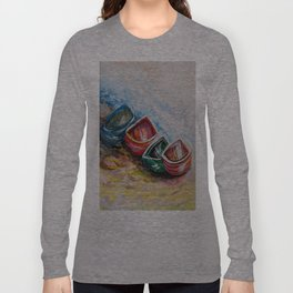In from the Sea Long Sleeve T-shirt