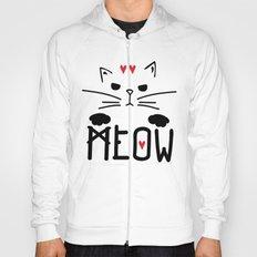 MEOW MEOW MEOW ON Hoody