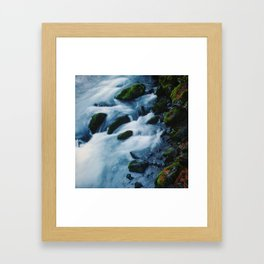 In Motion Framed Art Print