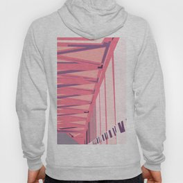 Bridge tiles Hoody