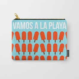 Vamos a la playa Carry-All Pouch