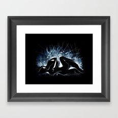 SIMBIOSItre Framed Art Print