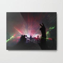 Pretty Lights Concert Metal Print