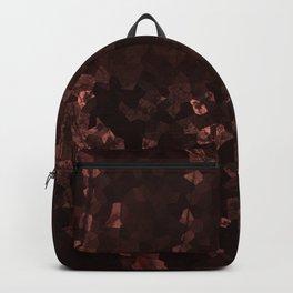 Stone coral - dark Backpack