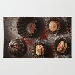 French macarons Rug