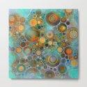 Abstract Circles Pattern by klaraacel