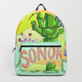 Sonoran Holiday Backpack