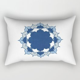 Lotus Mandala 1.0 Rectangular Pillow