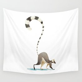Lemur Wall Tapestry