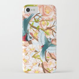 The seasons | Spring birds iPhone Case